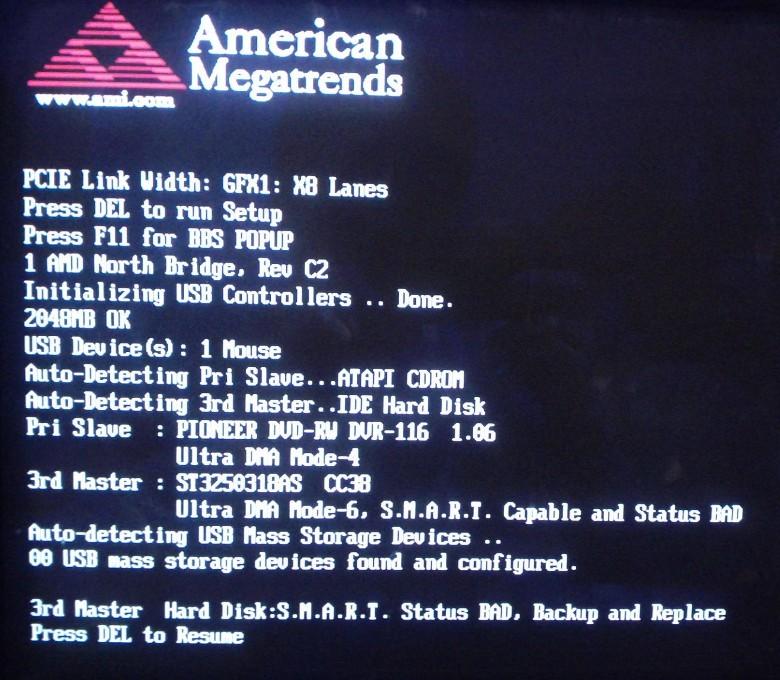 《硬盘不能被识别的常见情况》