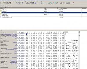 《磁盘提示格式化-属性NTFS变RAW》