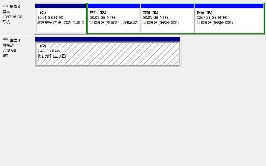 《U盘变为RAW格式的数据恢复》