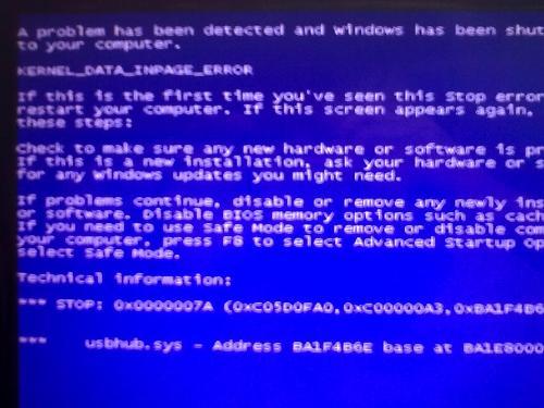 《微软补丁酿的祸——用户重装系统后C盘覆盖》