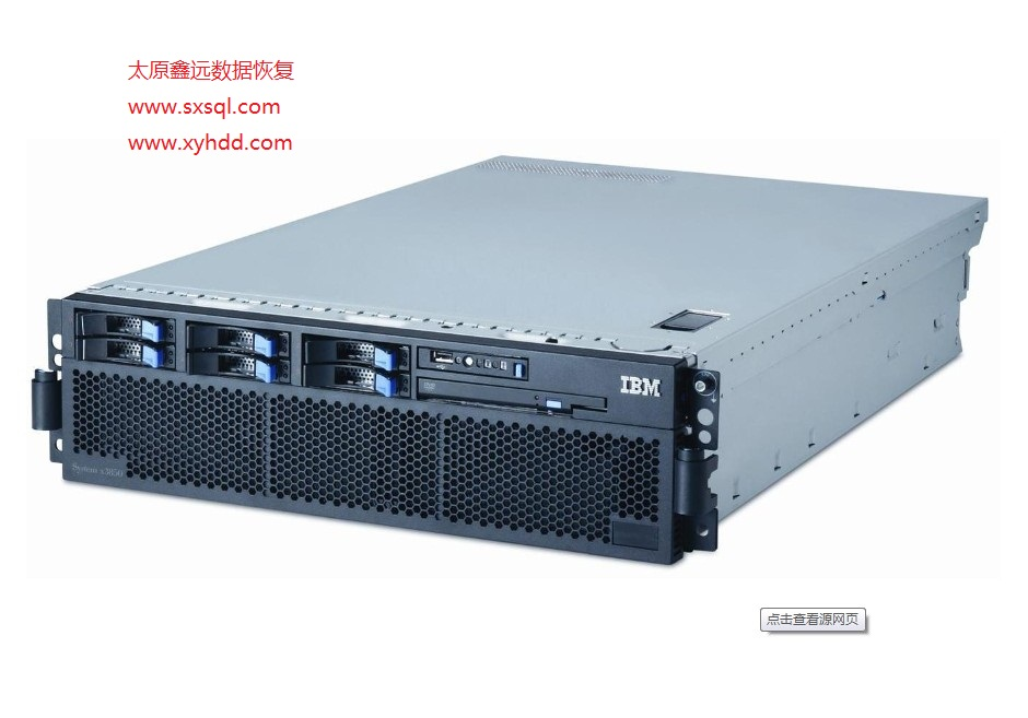 "《IBM X3850服务器""救援记""》"