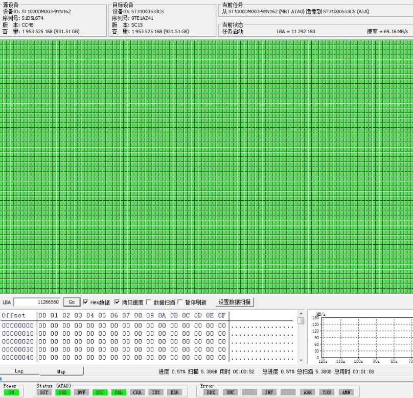 《经典案例之ST1000DM003固件版本CC4B不识别》