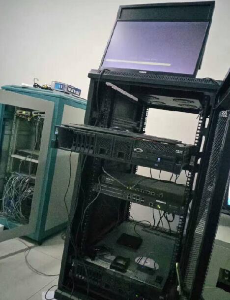 《太原阳曲县某水泥厂IBMX3650服务器恢复成功》
