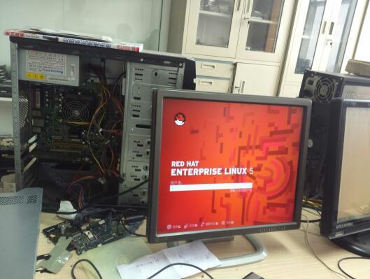 《晋中某学院linux服务器orcale数据库恢复成功》