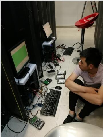 《涉密数据恢复之为长治市公安局LINUX集群恢复成功》