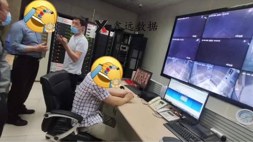 《上门为某涉密单位海康CVR视频存储服务器宕机恢复成功》