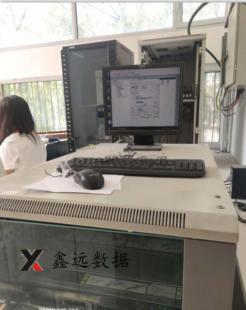 《上门为山西某高校物联网教学服务器恢复成功》