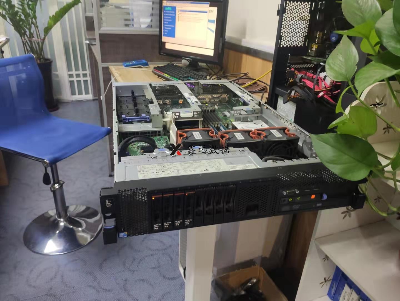 《山西朔州市某四星级酒店IBM服务器恢复成功》